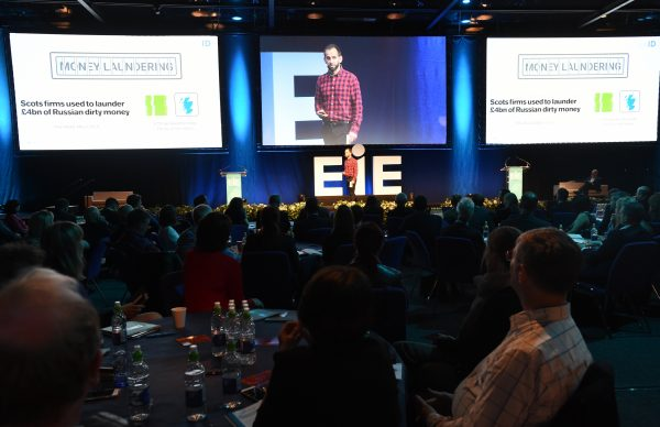 Informatics Ventures – EIE (Engage, Invest, Exploit) Scotland's Premier Investor Conference